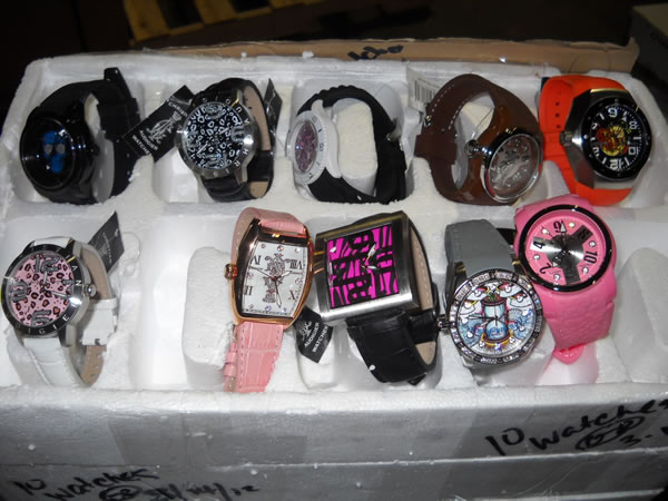 Christian Audigier watches