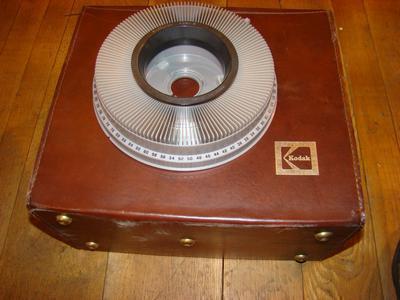 kodak carosel projector