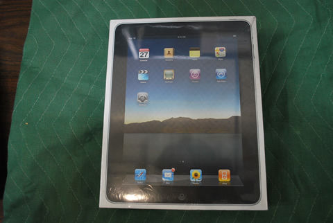 16GB New iPad