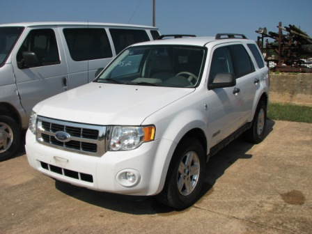 2008 Ford Escape Hybrid Truck