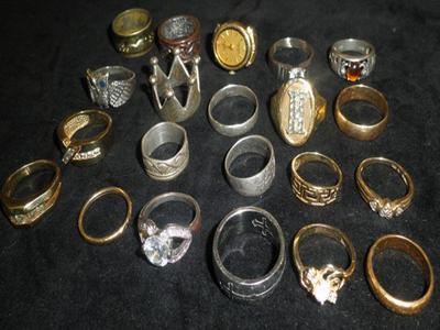 21 Misc Rings