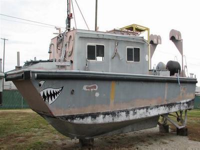 35 Foot Work Boat