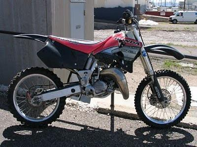 Honda CR125 Bike