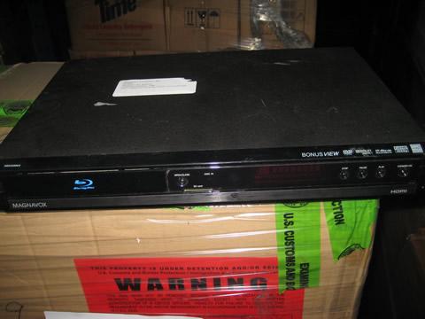 Magnavox Blu Ray