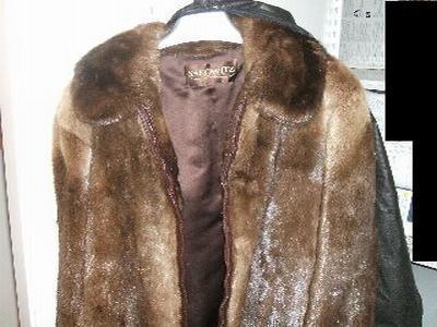 Men's Beaver Coat