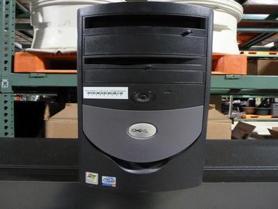 4 Dell Computers