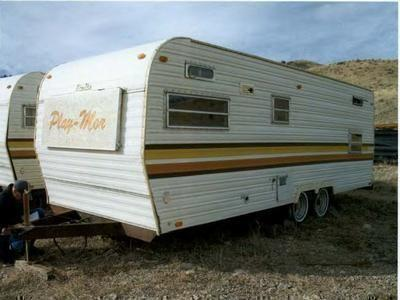 Playmor travel trailer
