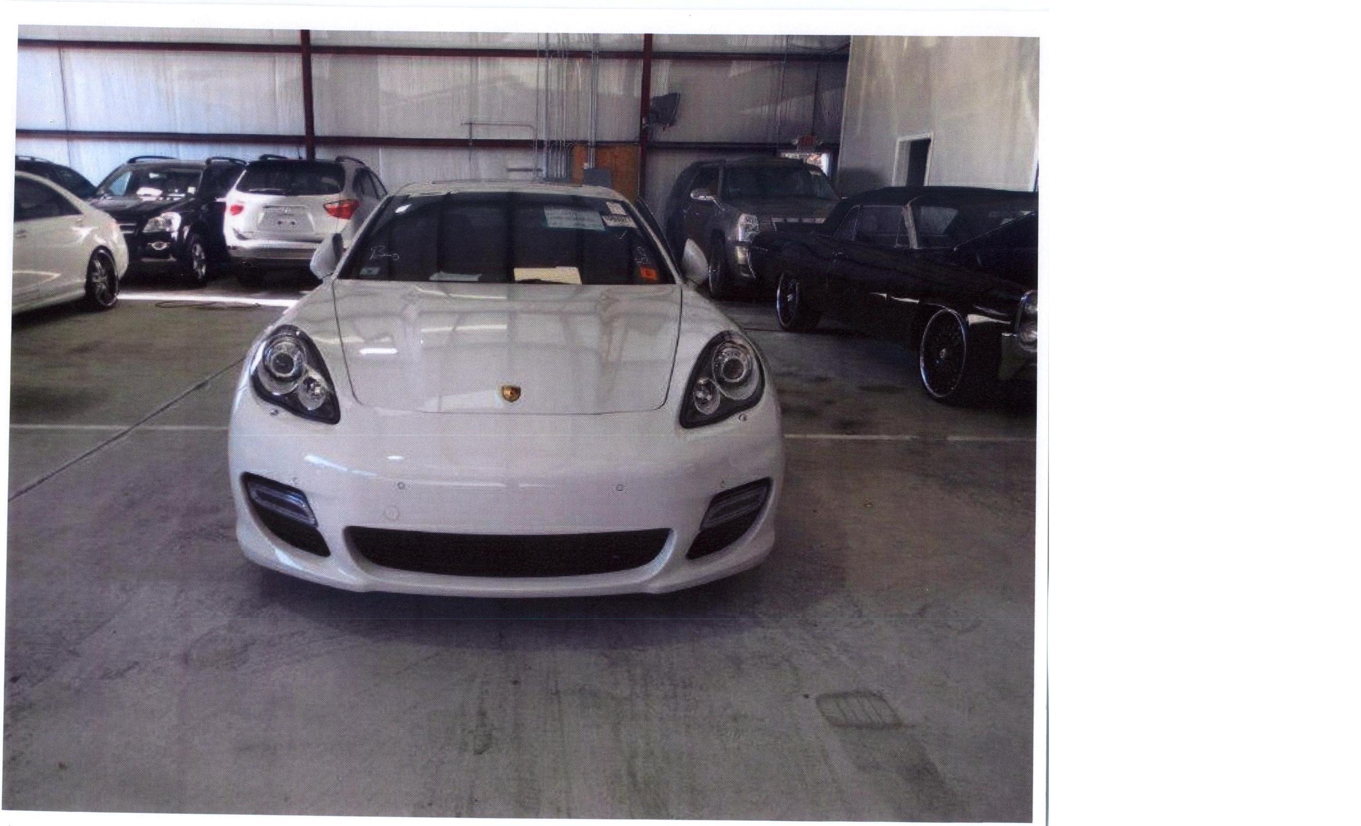 2011 Porsche