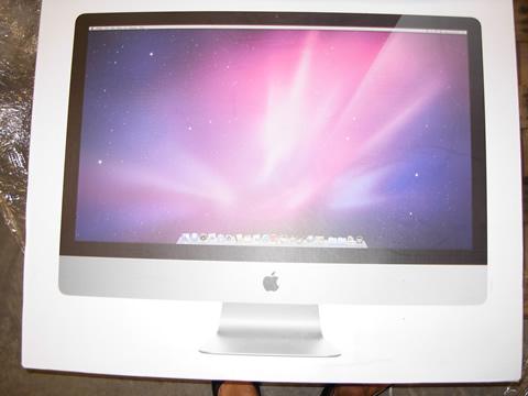 27 Inch mac