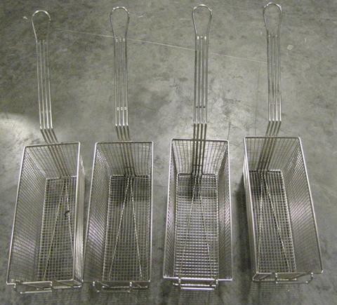 4 Fryer Baskets