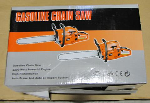 Gas Chain Saws