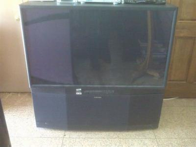 55 Inch Mitsubishi TV: Enjoy It! | Governt Auctions Blog