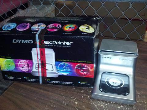 DVD label maker