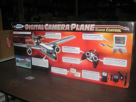 Digital Camera Plane