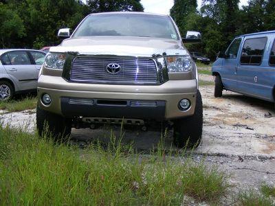 Tan Toyota