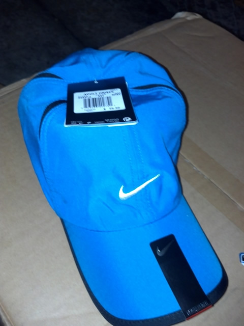 4 Nike Tennis Hats