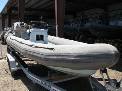 18FT boat