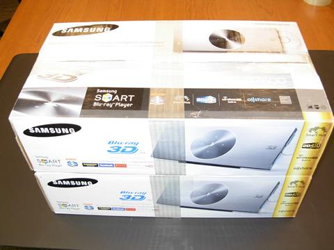 Samsung Blu Ray