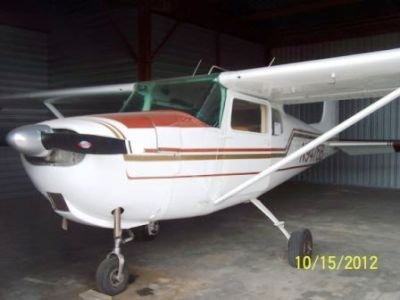 1958 Cessna 175 Airplane