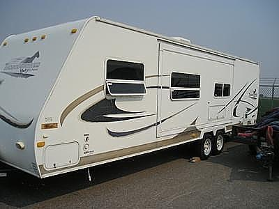 2006 PALOMINO THOROUGHBRED T271 TRAVEL TRAILER