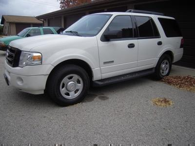 2008 FOrd Exped XLT