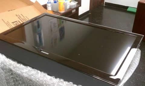 Samsung TV Flat