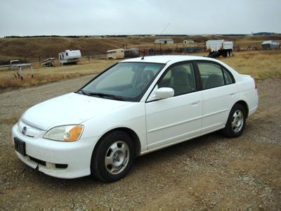 2003 Honda Hybrid