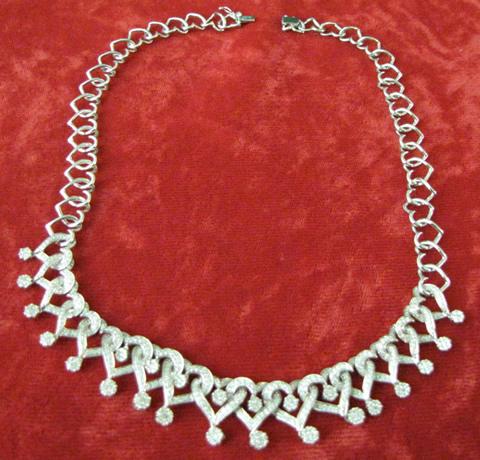 diamond neck