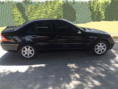 2001 Mercedes Benz C240