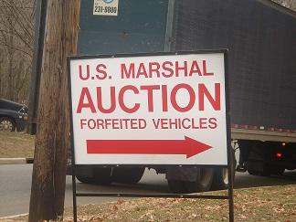 US Marshal Auction