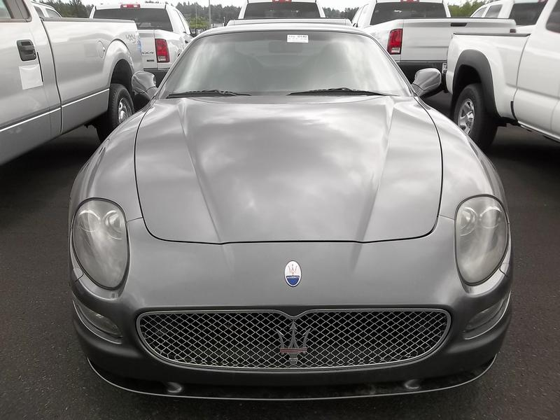Maserati Cambiocorsa Auction