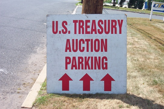 US Treasury Auctions
