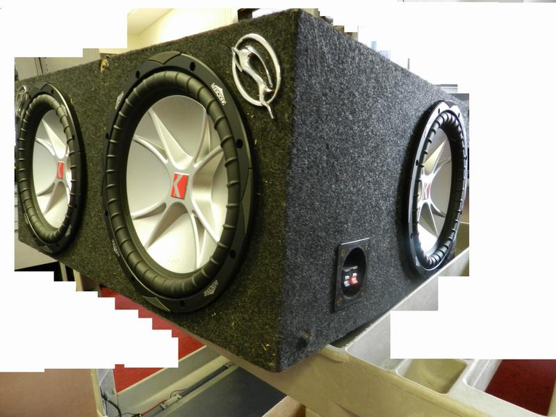 Subwoofers and Electronics