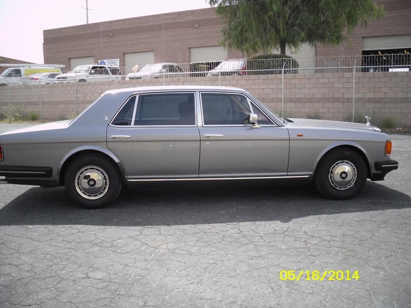 1995 Rolls Royce Silver Spur III