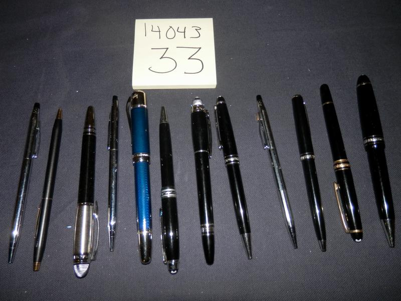 12 fancy assorted fine writing pens the pen is mightier Elegant writer calligraphy pens