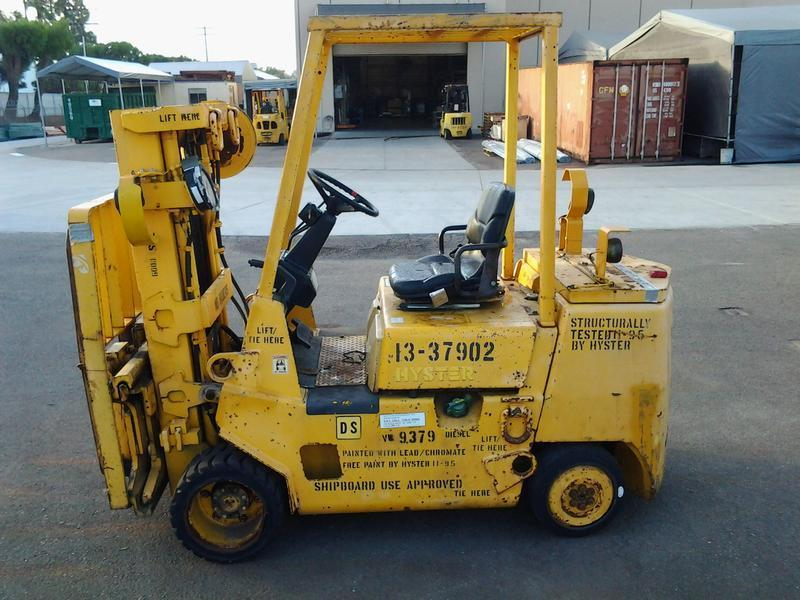 hyster   Government Auctions Blog