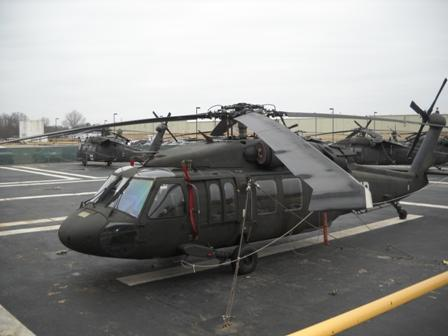 UH-60A Black Hawk Helicopter