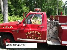1987 Chevy Fire truck GovernmentAuctions.org