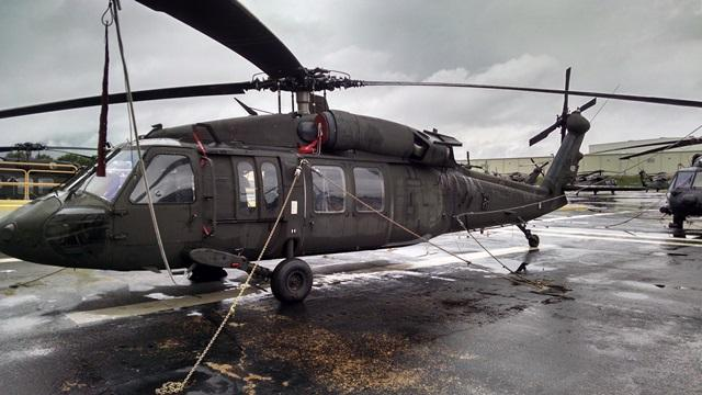 Stay Fly With This Black Hawk Tactical Helicopter