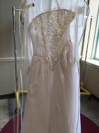 Inexpensive Wedding Gown