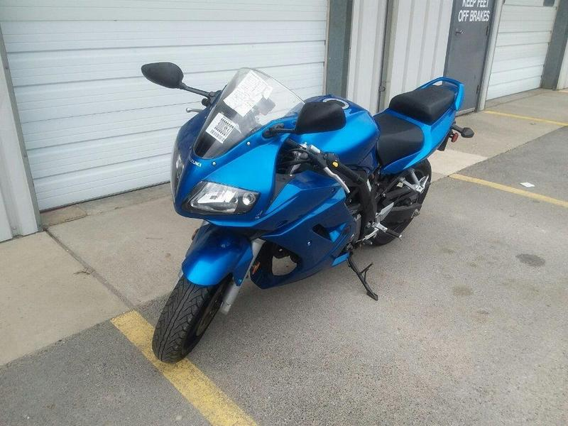 5_11_17 Susuki Motorcycle
