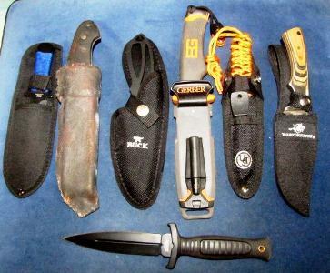 7_3_17 Hunting Knives