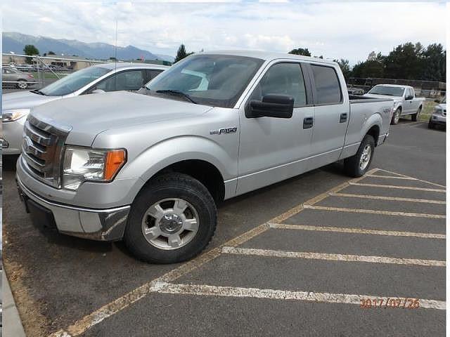 8_18_17 2009 Ford F150 XL