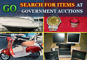 Government Surplus Auction Guide